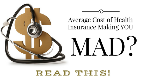 Average cost of health insurance
